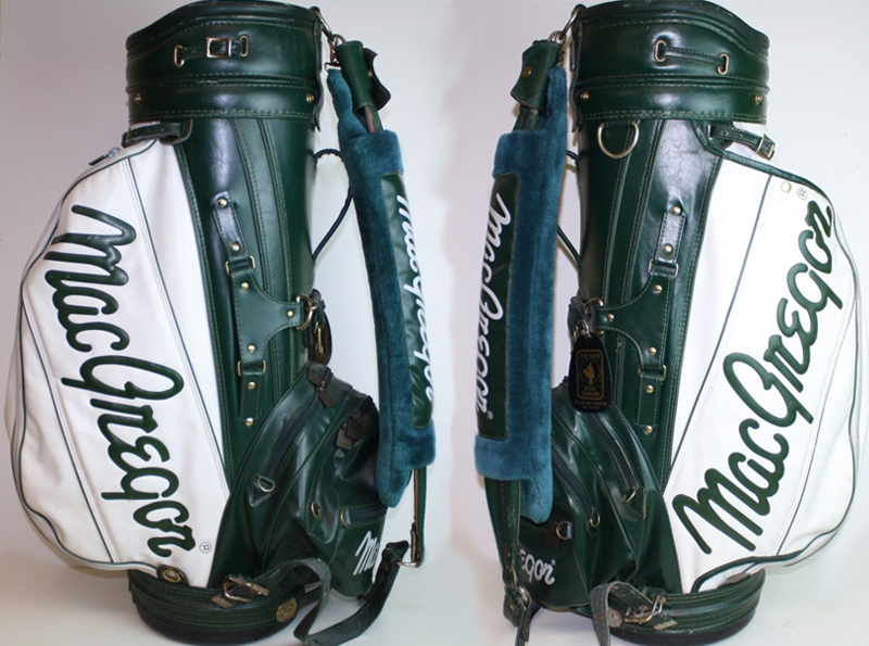 Viztek 1960's Golf Bag